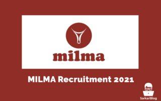 MILMA Recruitment 2021 – Apply for Internal Auditor Officer Posts of KCMMF Ltd