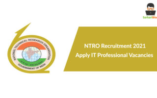 NTRO Recruitment 2021, Apply IT Professional Vacancies